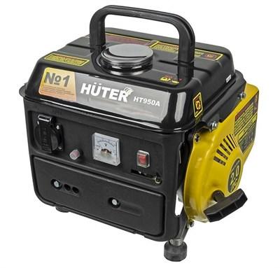 Бензиновый генератор Huter HT950A - фото 1