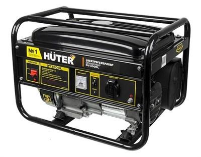 Бензиновый генератор Huter DY3000L - фото 1