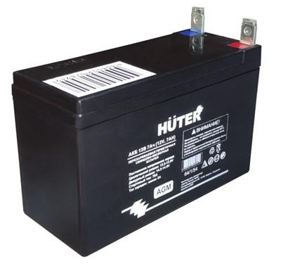 Аккумуляторная батарея Huter 12В 7Ач - фото 1