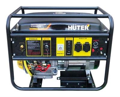 Газовый генератор Huter DY6500LXG - фото 1