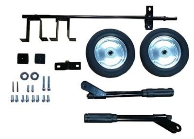 Комплект колёс и ручек для бензогенераторов Huter DY8000 GF - фото