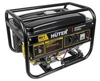 Бензиновый генератор Huter DY3000LX - фото 1