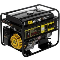 Бензиновый генератор Huter DY6500LX - фото 1