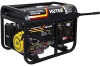 Бензиновый генератор Huter DY6500LXW - фото 1