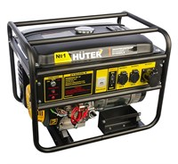 Бензиновый генератор Huter DY8000LX - фото 1