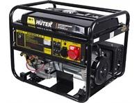 Бензиновый генератор Huter DY9500LX-3 - фото 1