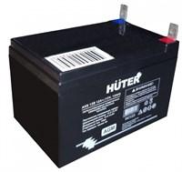 Аккумуляторная батарея Huter 12В 12Ач - фото 1